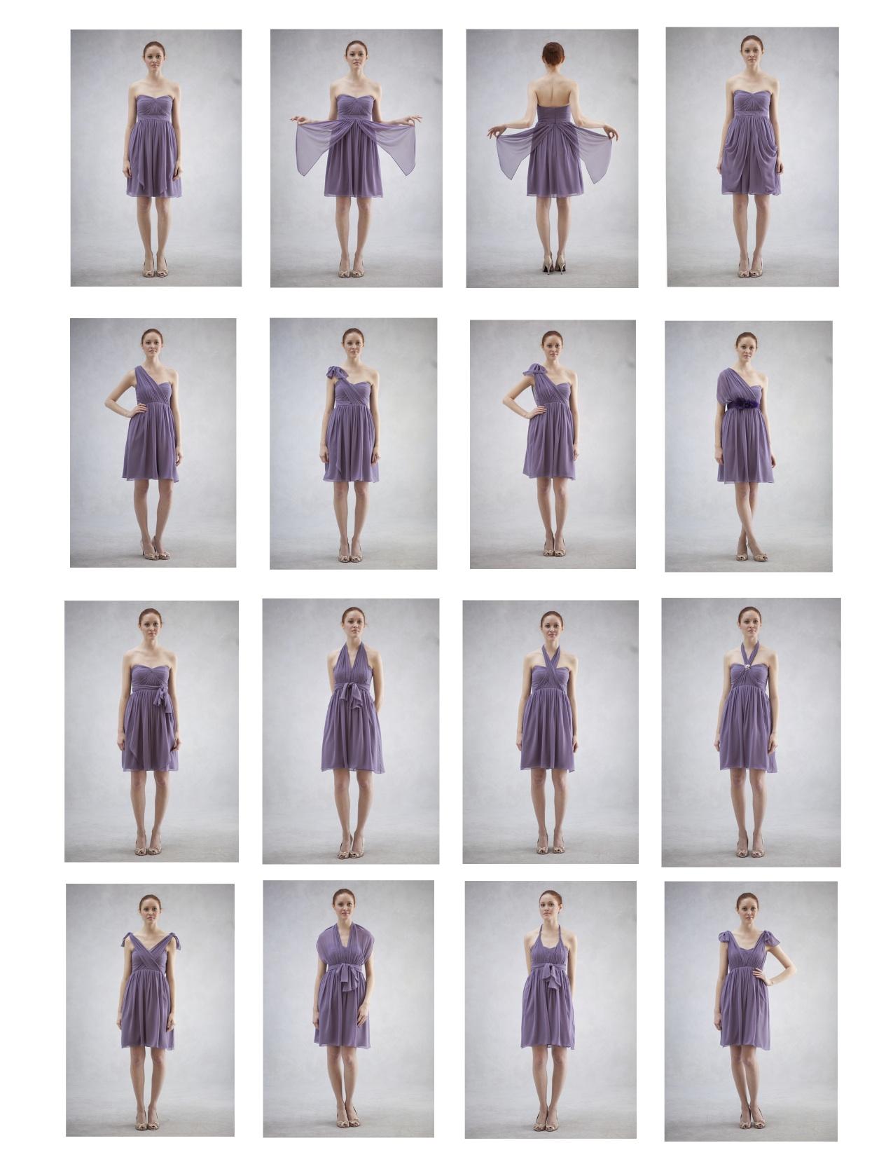 New Jenny Yoo Convertible Bridesmaids Dresses